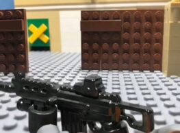 First Person Shooter Lego Stop Motion – Rainbow Six Siege – Bomb