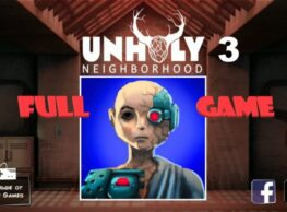 Unholy Adventure  Neighborhood 3  by Dali Games FULL Game.